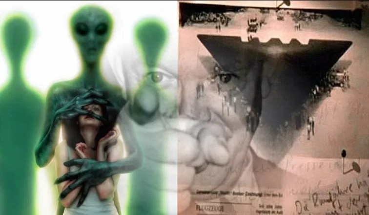 "The United States made a ""Secret Agreement"" with the Gray Aliens for the Preservation of Humanity 16"