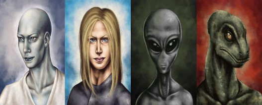 """The United States made a """"Secret Agreement"""" with the Gray Aliens for the Preservation of Humanity 98"""