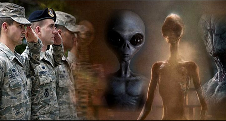 """The United States made a """"Secret Agreement"""" with the Gray Aliens for the Preservation of Humanity 99"""