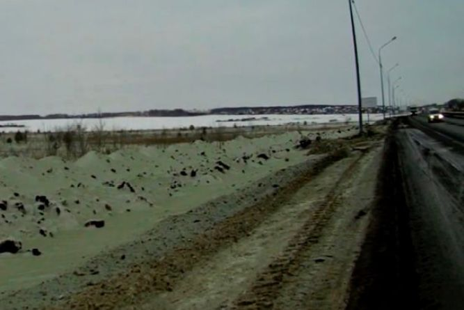 Green snow falls on Russian city already terrified by meteor 89