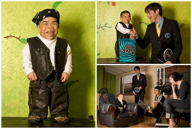 The smallest man in the world died at the age of 27 from pneumonia 22