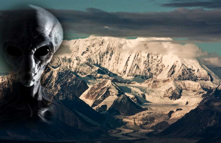 Military files show an Alien Base was discovered by a CIA analyst under Mount Hayes, Alaska 7