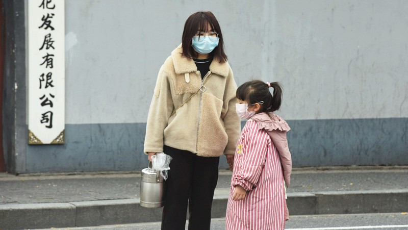 China confirms human to human transmission of mysterious virus 7