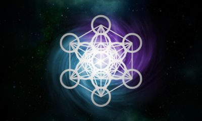 The Metatron cube: sacred glyph related to the structure of the universe 91