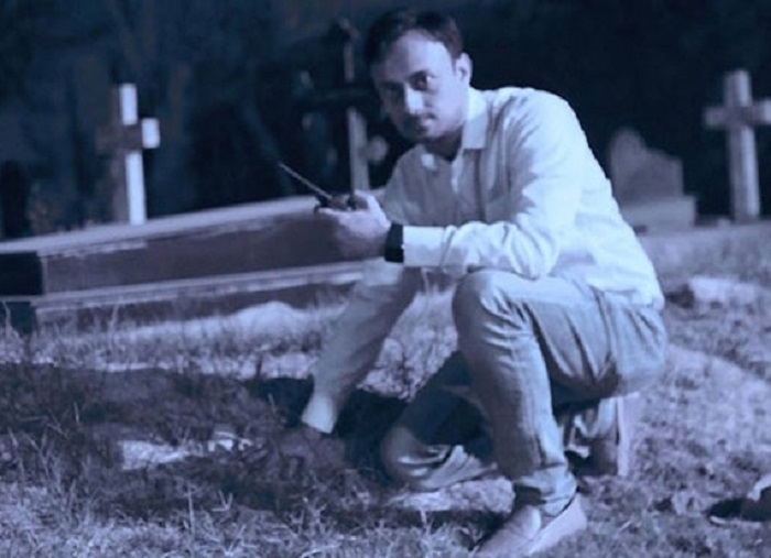Did a demon cause the death of the paranormal investigator Gaurav Tiwari? 13