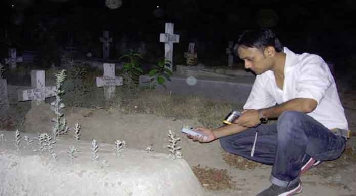 Did a demon cause the death of the paranormal investigator Gaurav Tiwari? 16