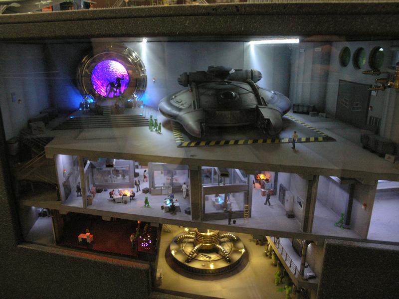 Stargate - Orion Cube