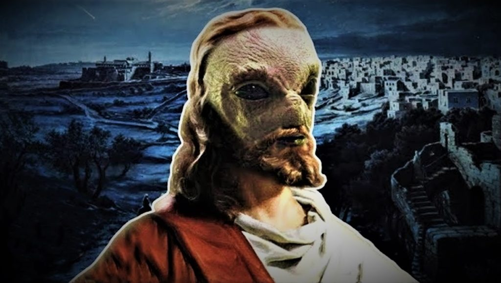 """Jesus Christ """"was an extraterrestrial"""" that could change form 10"""