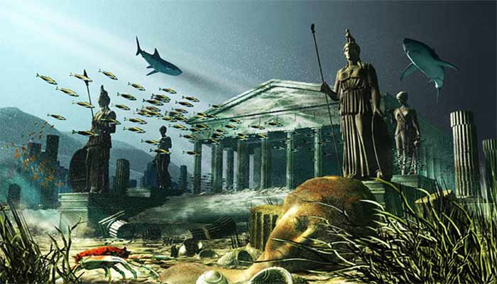 Lemuria and Atlantis: Lost continents and origin of the first civilizations 17