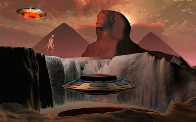 From UFOs to Ancient Egypt: 3 Conspiracy Theories That Proven to Be True