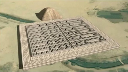 Egyptian Maze Keeps Secrets of Ancient Civilizations, image # 2
