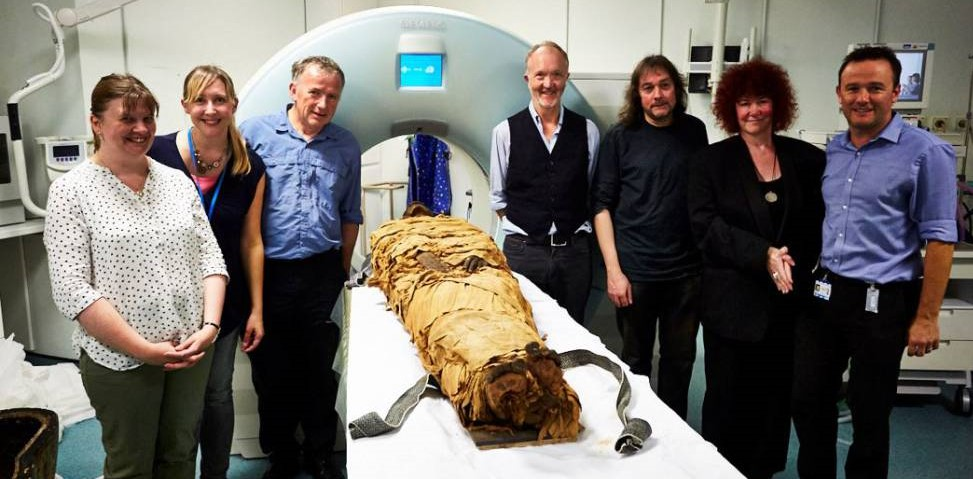 "A mummy ""speaks again"" 3,000 years after her death 6"