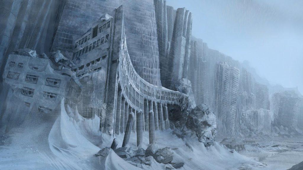 Dead Cities in Antarctica 86