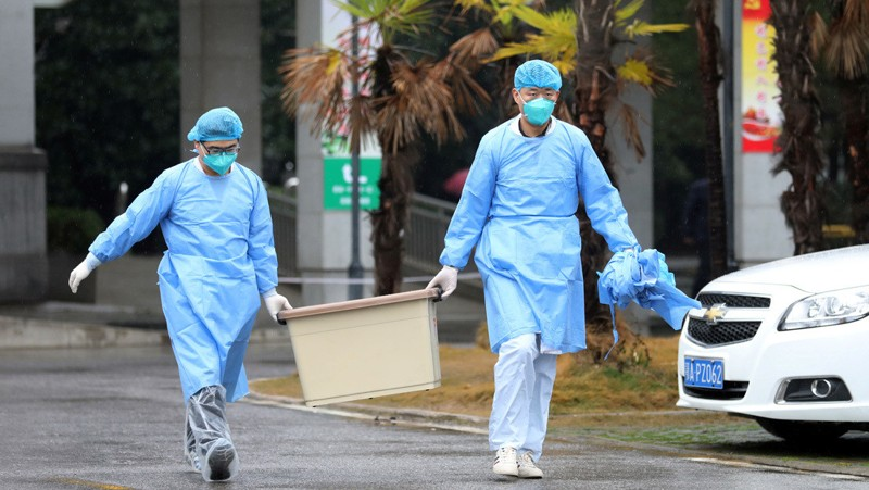 China confirms human to human transmission of mysterious virus 6