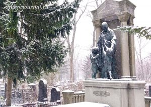 City cemetery and its history 1