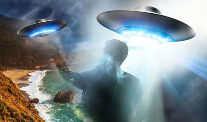 Could UFOs help us find the meaning of life?