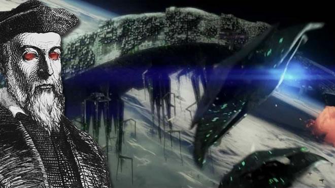 Did Nostradamus predict an extraterrestrial invasion in 2020? 86