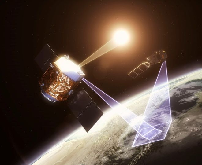 ESA launches space mission to measure Earth's climate change 18