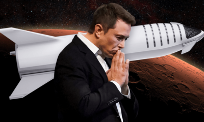 Elon Musk: 'I will take a million people to Mars by 2050' 89