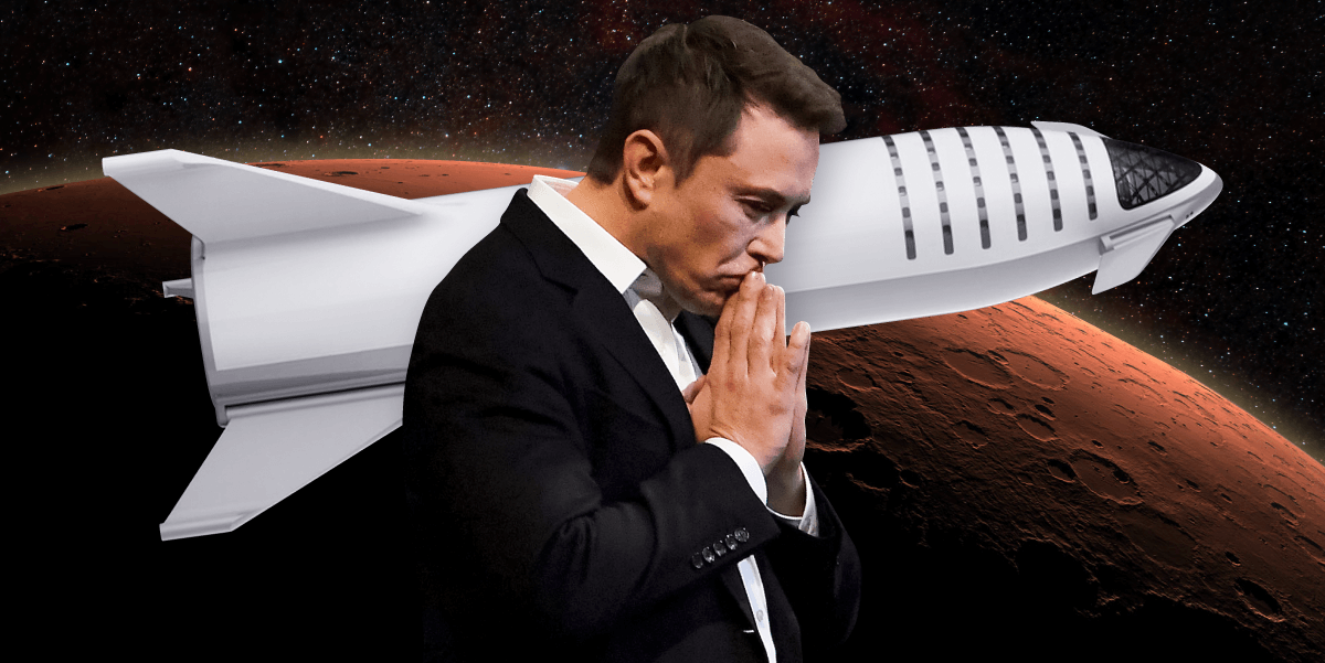 Elon Musk: 'I will take a million people to Mars by 2050' 86
