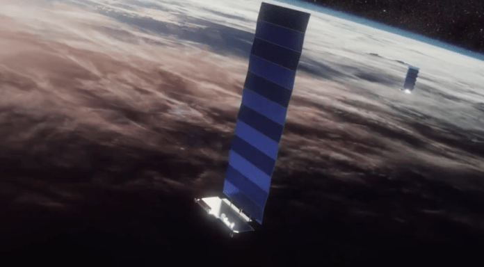 FCC broke environmental law by approving SpaceX satellites