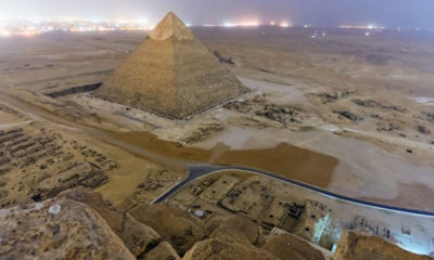 They will scan the Great Pyramid of Giza with cosmic rays to identify a mysterious hidden chamber 87