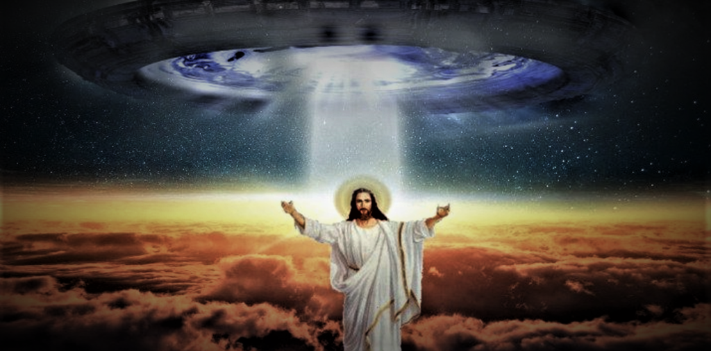 """Jesus Christ """"was an extraterrestrial"""" that could change form 8"""