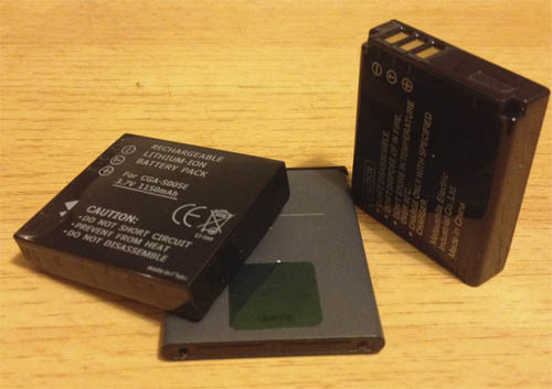 Lithium sulfide battery: up to 5 days without charging the mobile