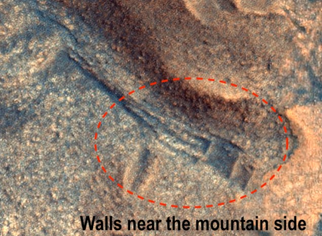 Mysterious ancient structures prove that Aliens lived on the Red Planet 8