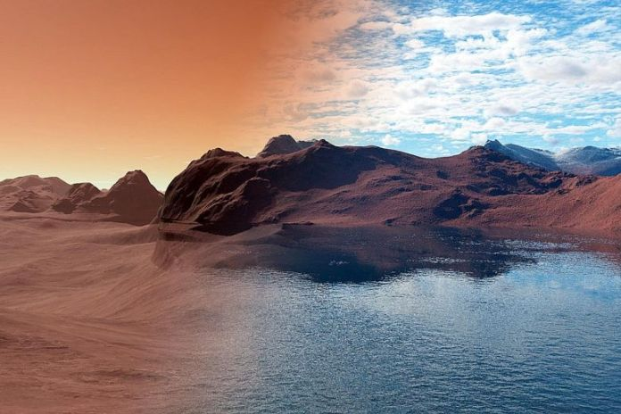 Mars water may have been excellent for life