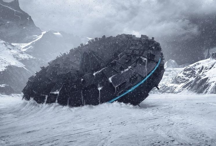 Dead Cities in Antarctica 89