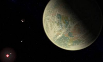 New Method May Discover Oxygen on Distant Planets 92