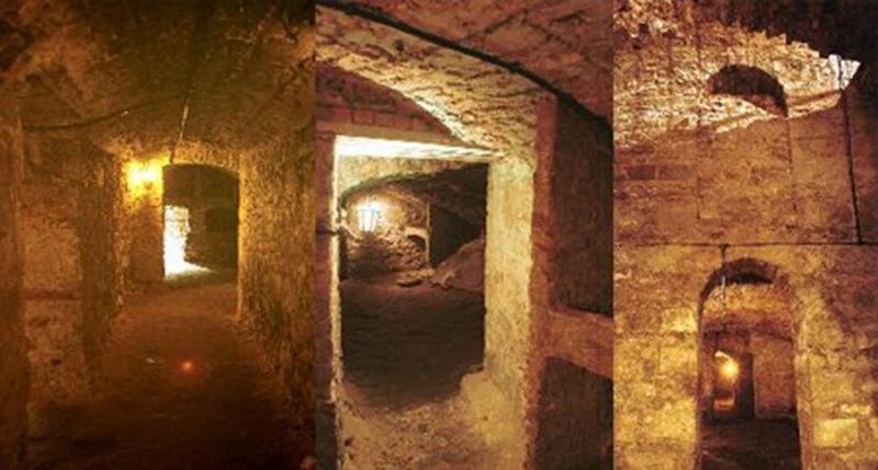 Secrets of Underground Edinburgh 1