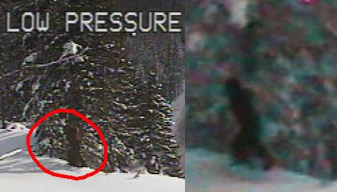Who are these snow people walking around Washington? 92