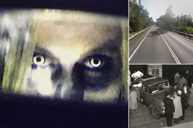 This road is so haunted, drivers are scared to drive on it 14
