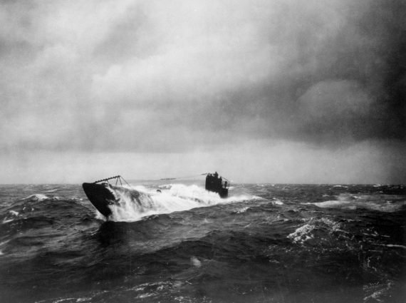 The German Navy's Cursed and Haunted Submarine 91