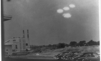 """UFOs remain a mystery,"" says Ex-Navy Admiral 104"