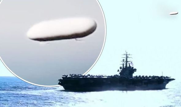 US Navy admits it has more information / video about UFOs 1