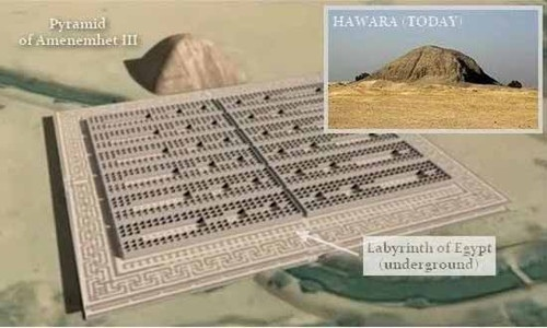 Egyptian Maze Keeps Secrets of Ancient Civilizations, image # 9