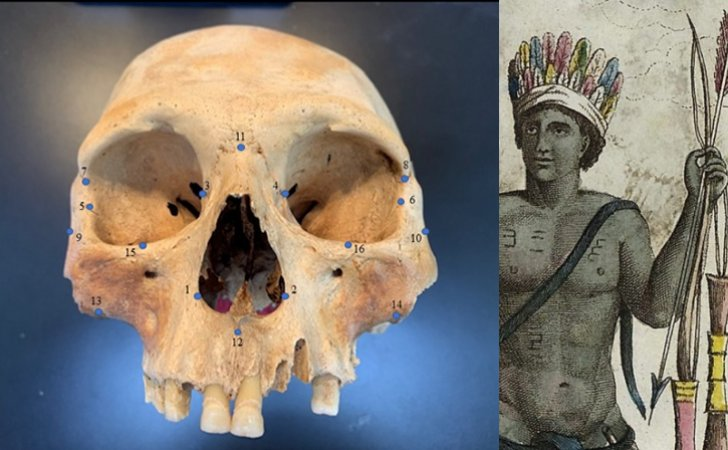 Columbus' cannibal claims Were No Myths But True Accounts 1