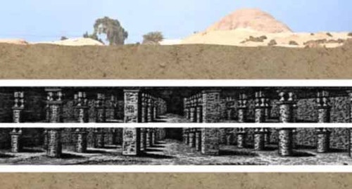Egyptian Maze Keeps Secrets of Ancient Civilizations, image # 4