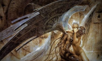 Enochian Language: the mysterious lost language of fallen angels 91