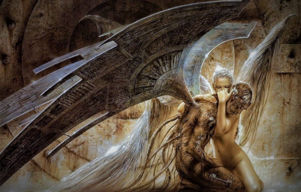 Enochian Language: the mysterious lost language of fallen angels 125