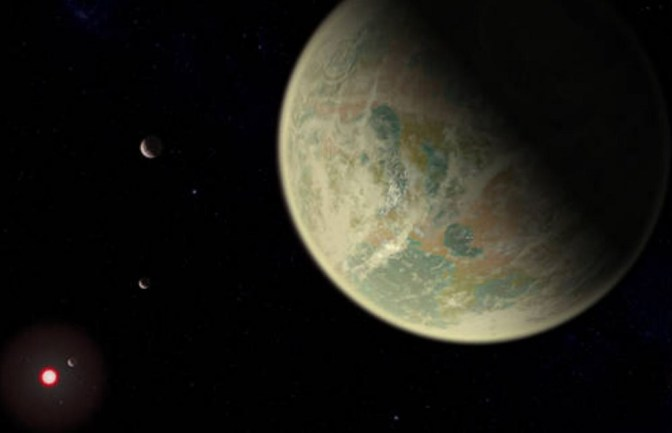 New Method May Discover Oxygen on Distant Planets 89