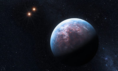 First Potentially Habitable Earth-Sized World Found By NASA Planet Hunter 88