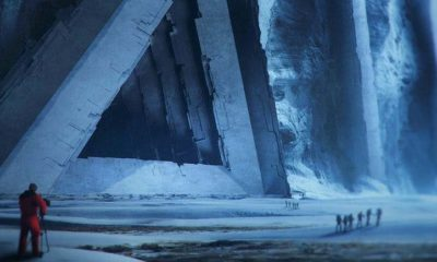 Huge structures discovered in Antarctica and the Atlantic: Scenarios for What They Can Be (video) 86