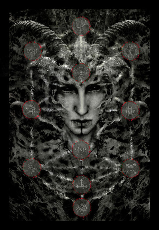 The Qliphoth: powers of darkness 93
