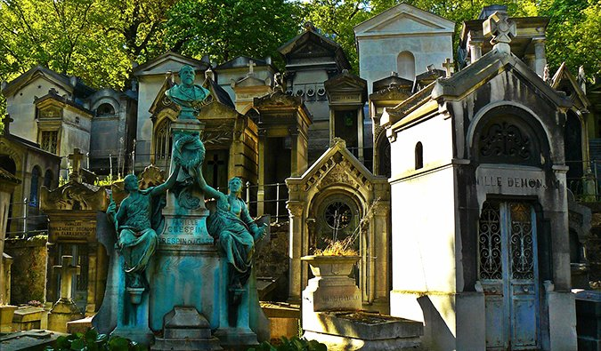 City cemetery and its history 2