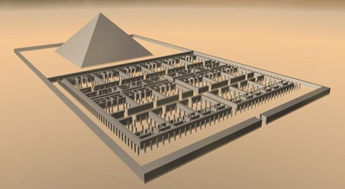 Egyptian Maze Keeps Secrets of Ancient Civilizations, image # 8