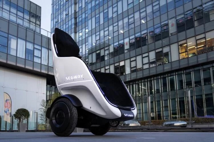 Segway will present at CES 2020 hover chair S-Pod 5